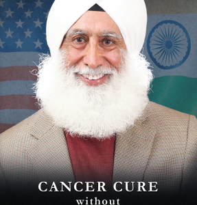 Cancer Cure by Dr Steve Bedi